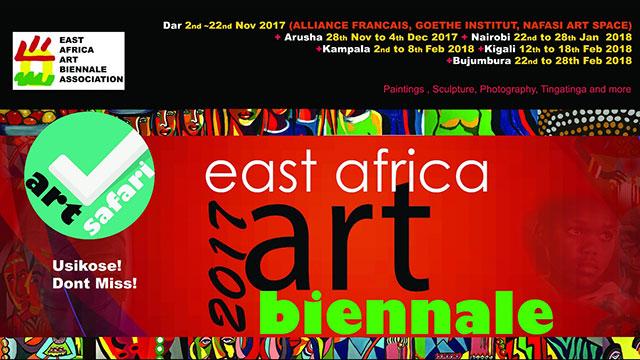 EAST AFRICAN ART BIENNALE
