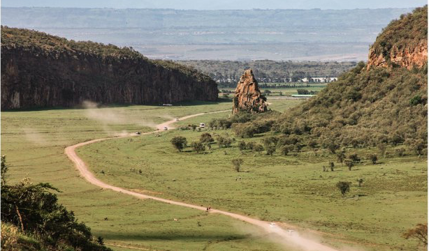 Sortie randonnée au parc national de Hell's Gate