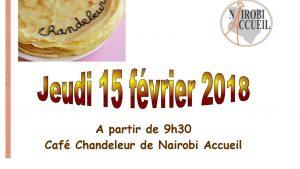 Café Chandeleur