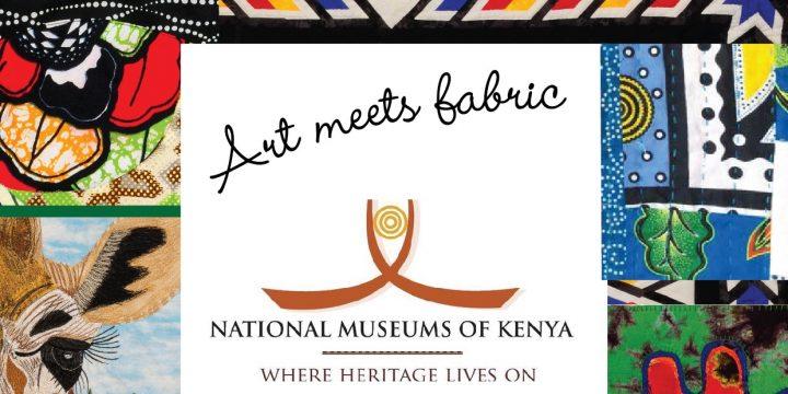 """Visite de l'exposition """"Kenya Quilt Show"""""""