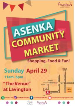 ASENKA COMMUNITY MARKET