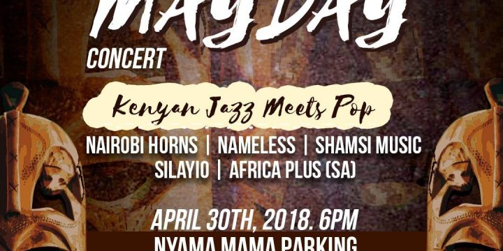 Kenyan Jazz meets pop