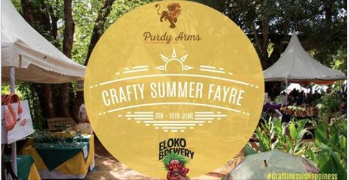 Crafty Summer Fayre