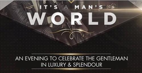 It's a man world