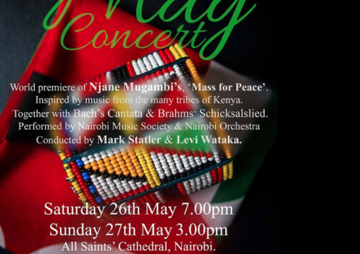 NMS May Concert – Saturday