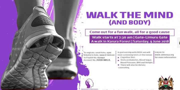 Walk the Mind & Body ( An Alzheimer's Charity Event)