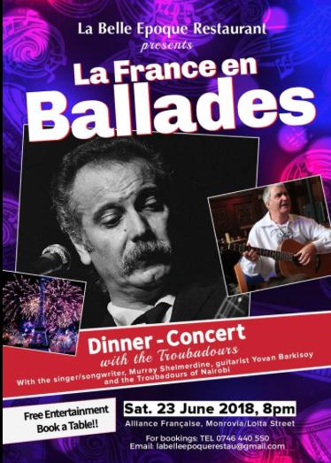 La France en Ballades