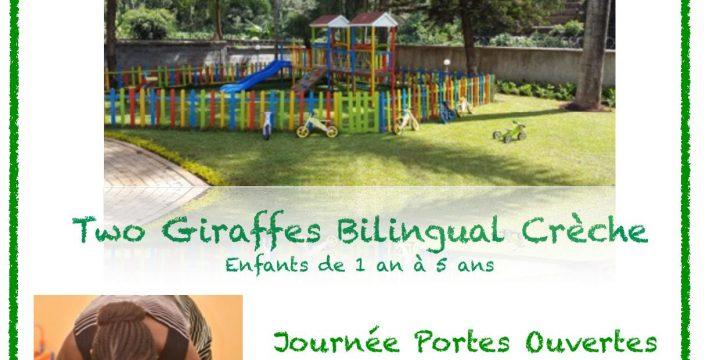 Journée portes ouvertes crèche bilingue