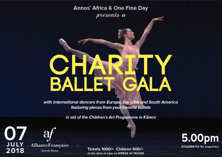 charity ballet gala