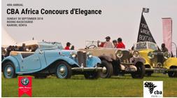 Cuba Africa Concours d'élégance