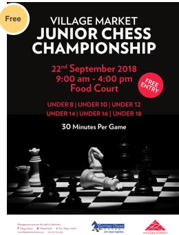 Junior chess championship
