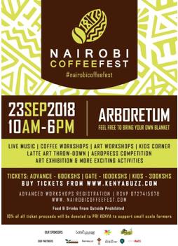 Nairobi coffeefest