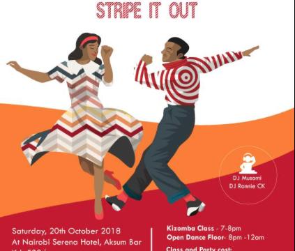 Nairobi Afro Latin Social