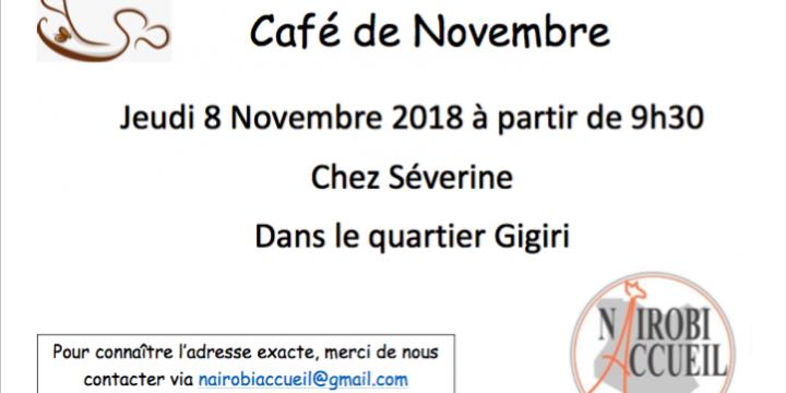 """Café mensuel """"langues étrangères"""""""