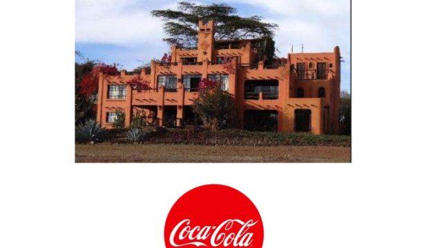 Photos sortie Coca cola et African Heritage