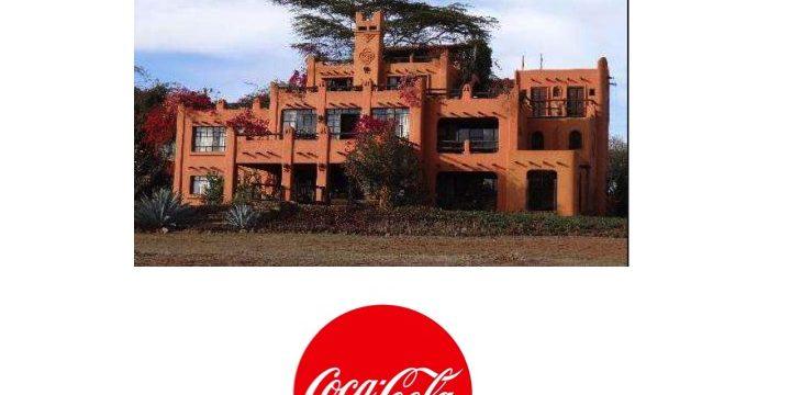 Visite de l'usine Coca cola et lunch à African heritage