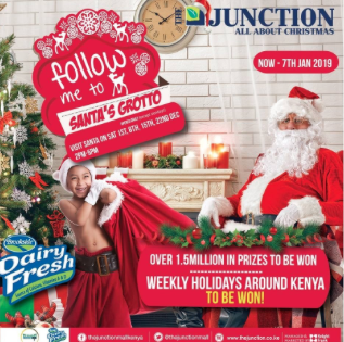 Santa's Grotto at Junction