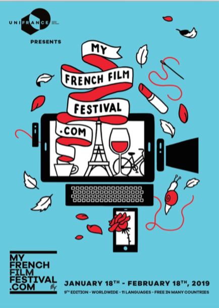 9e édition de MyFrenchFilmFestival