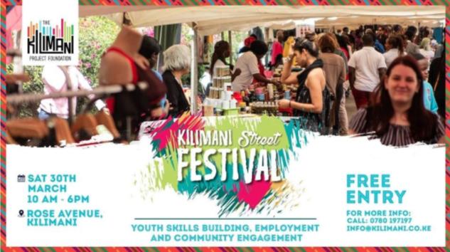 Kilimani street festival