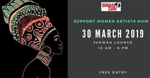 Support women artists now
