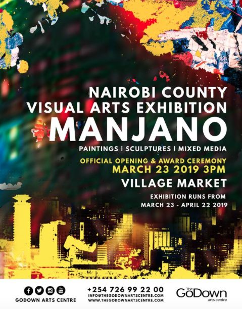 Visual arts exhibition MANJANO