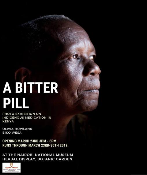 Exposition : a bitter pill