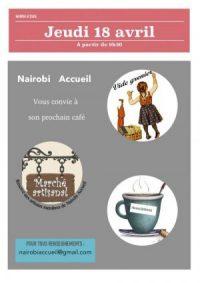 """Café """"Associations, artisans et vide-grenier"""""""