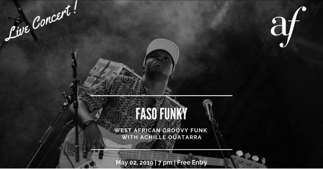 Concert – FASO FUNKY