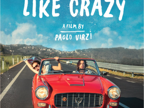 "Film ""like crazy"""