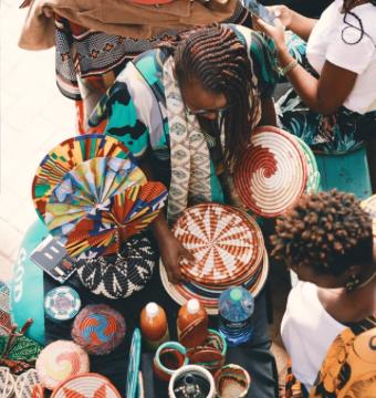 LE MARCHÉ AUX PUCES DE NAIROBI