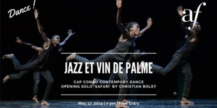 Contemporary dance – Jazz et vin de palme