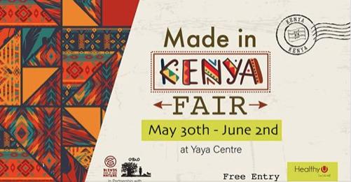 "marché artisanal ""made in Kenya"""