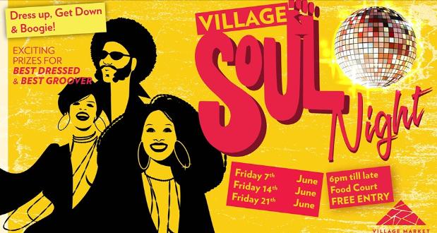 Village soul night