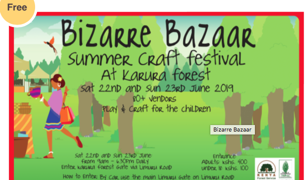 Bizarre Bazaar
