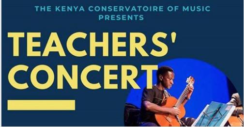 Teachers Concert