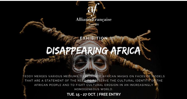 Exhibition – Disappearing Africa