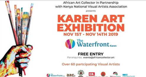Karen art exhibition