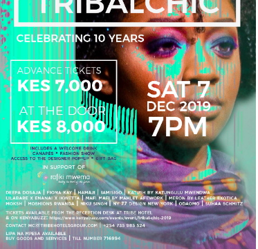 Chic Tribal – Défilé de Mode