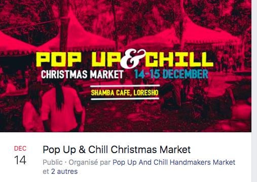 Pop Up & Chill
