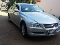 Toyota Mark X à vendre - in very good condition - well maintained. Year 2005. Low mileage: 62.000 km
