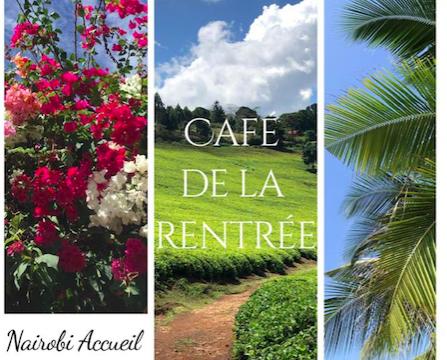 Café de la rentrée 2019-2020