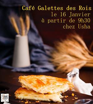 Café Galettes des Rois