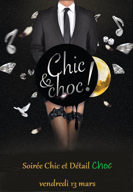 Soirée Chic Détail Choc