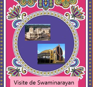 Sortie aux Temples Indiens –  Reportée