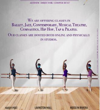 Cours de Danse au Kenya Dance Center