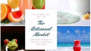 Le marché artisanal – Adventure Farm Karen
