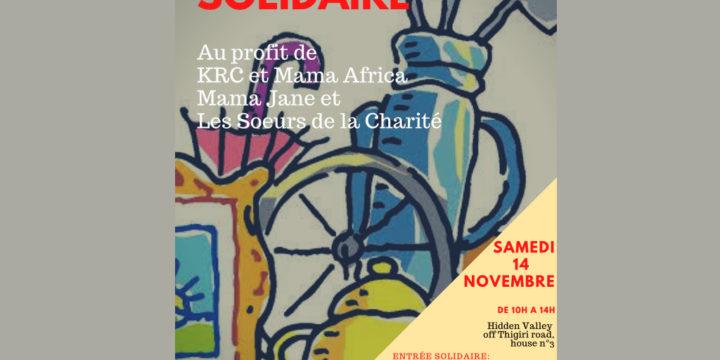 Vide Grenier Solidaire