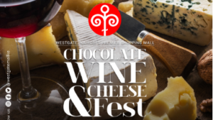 Chocolate Wine and Cheese Fest