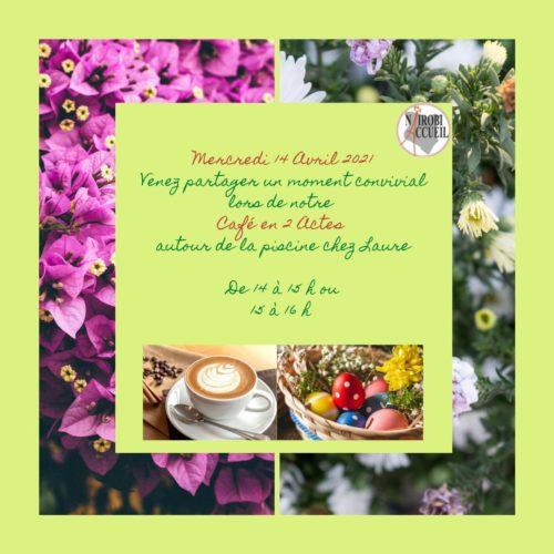 Café de Nairobi Accueil 14 Avril