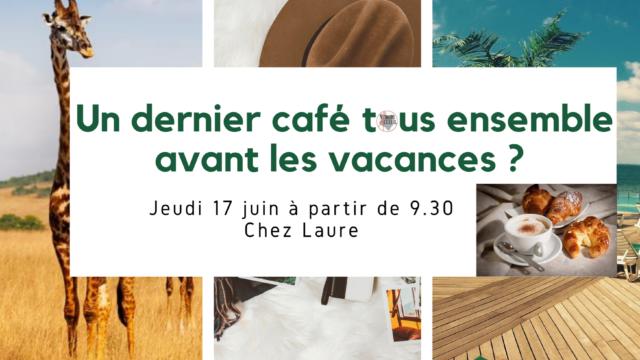 Café Rencontre chez Laure